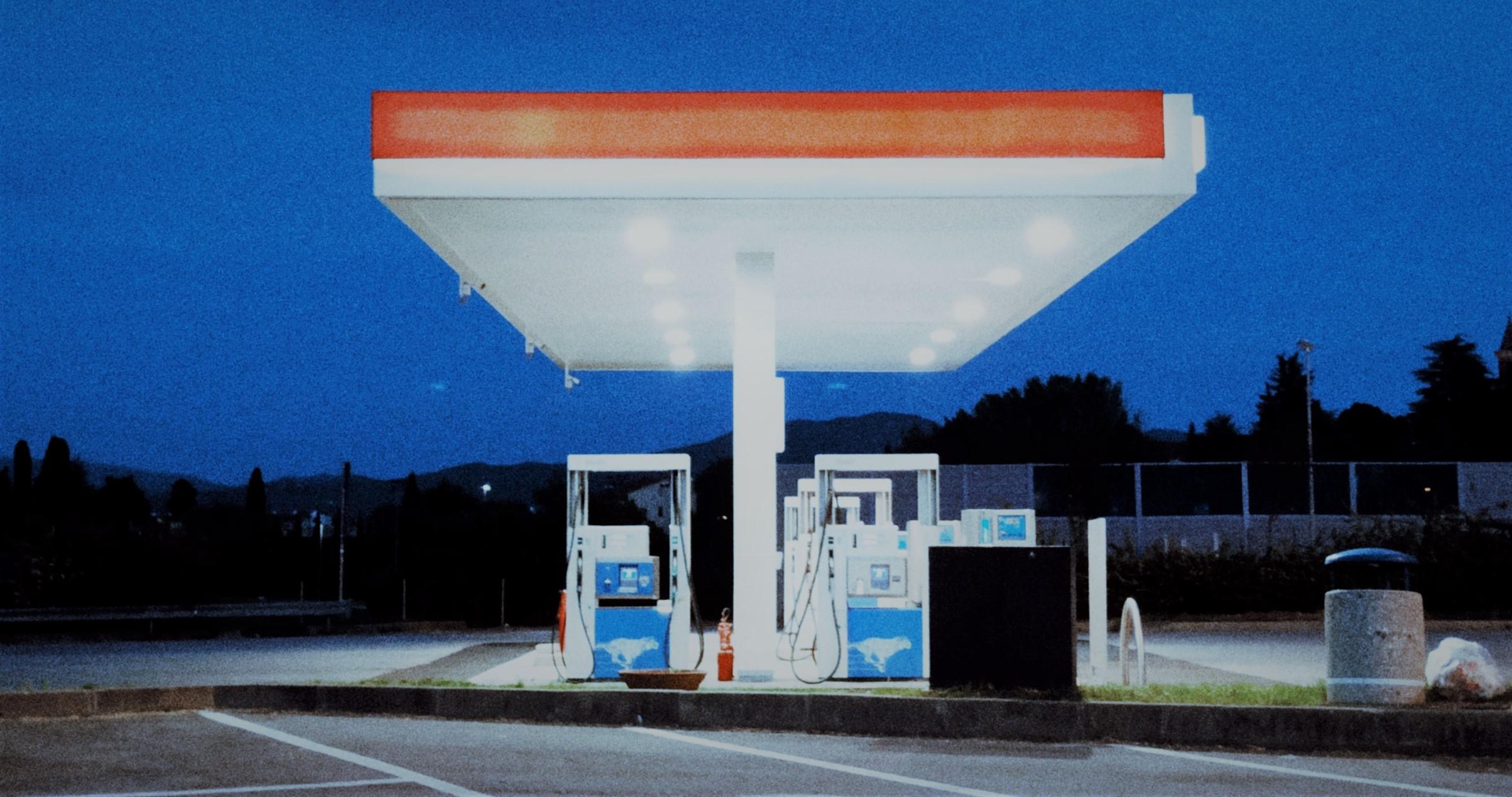 Small Amount of Petrol in Diesel Car