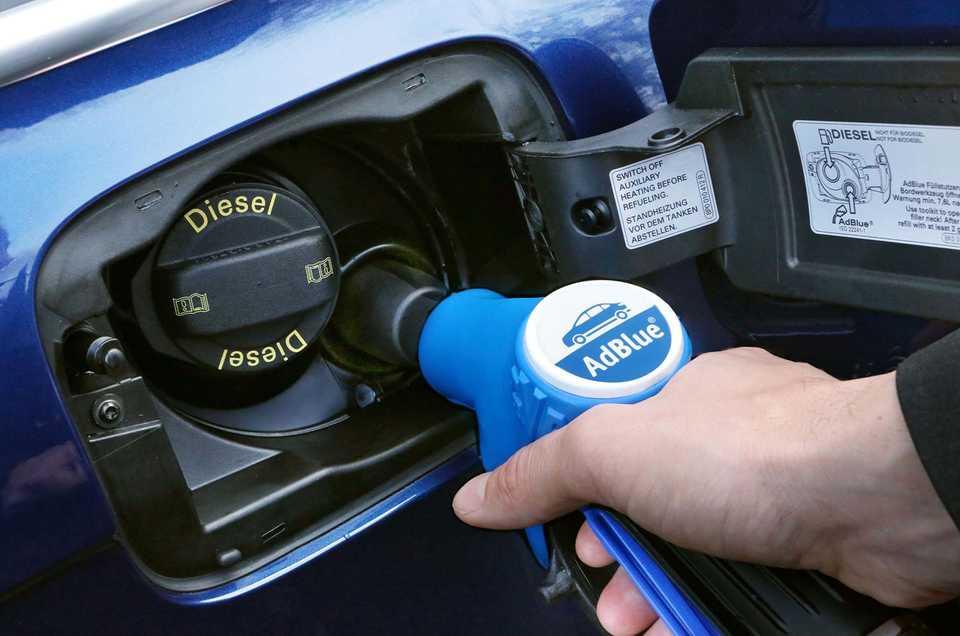 AdBlue in Diesel